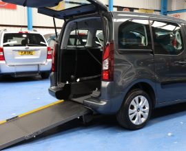 Berlingo Wheelchair access vehicle wf63