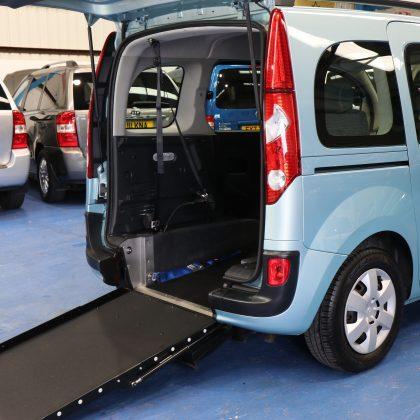 Kangoo Auto Wheelchair cars gx12em