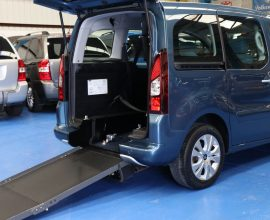 Berlingo wheelchair vehicle sl14ykx