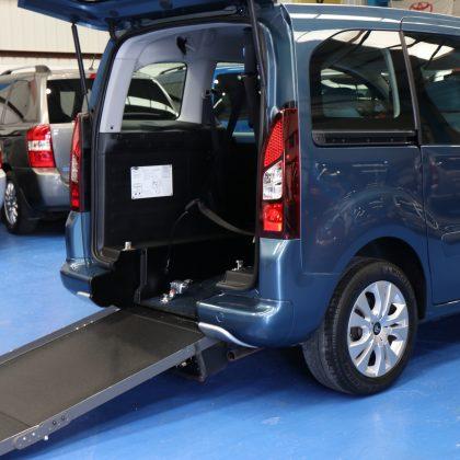 Berlingo wheelchair vehicle sl14ykx