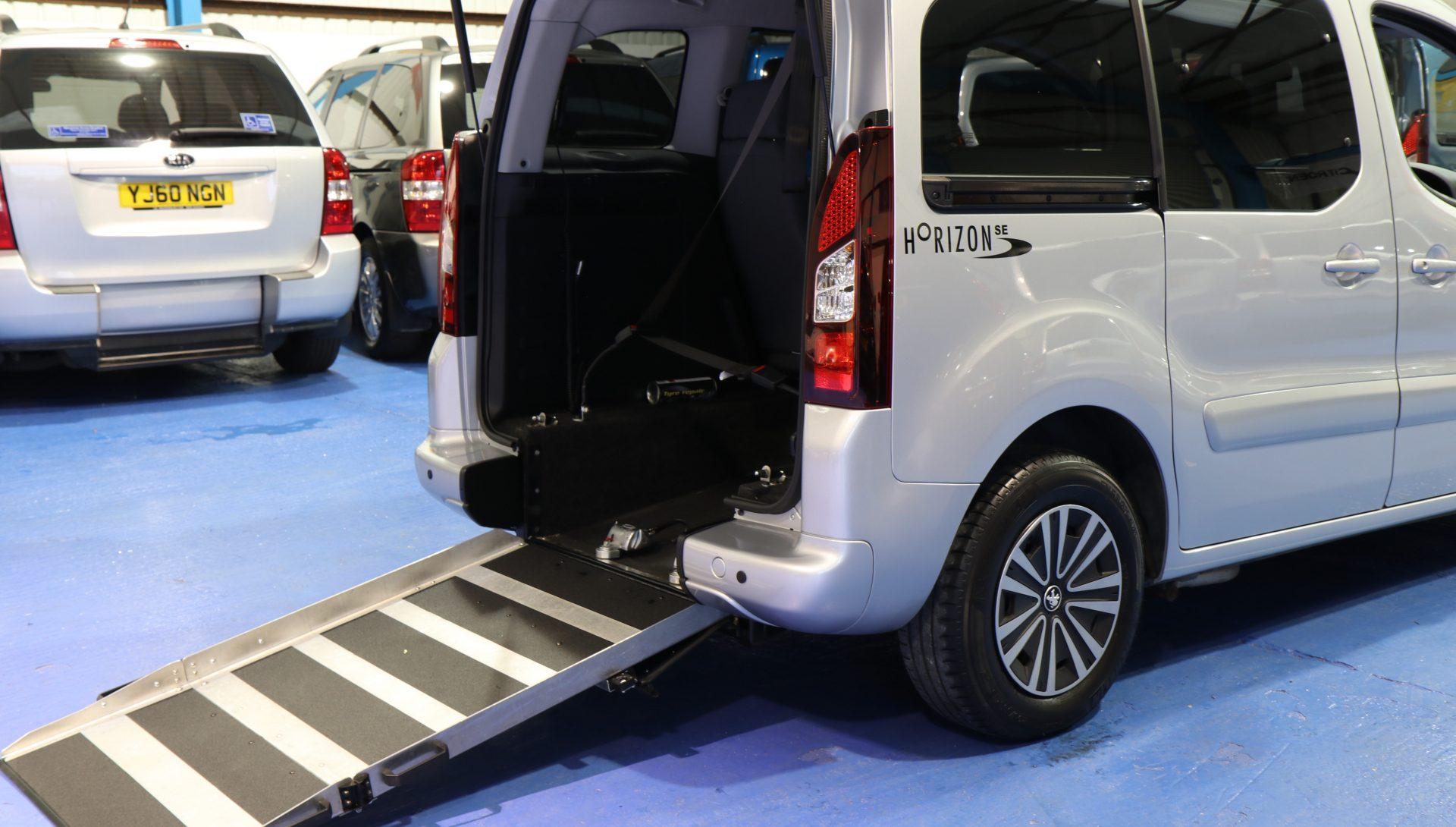 Partner wheelchair car sg63wmk