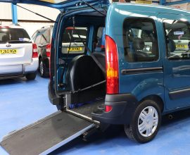 Kangoo Auto Wheelchair vehicle gx09