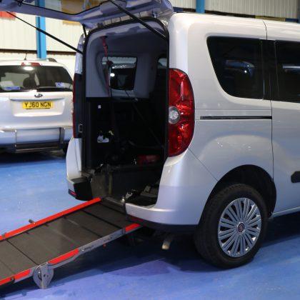 Doblo Wheelchair access car yx61