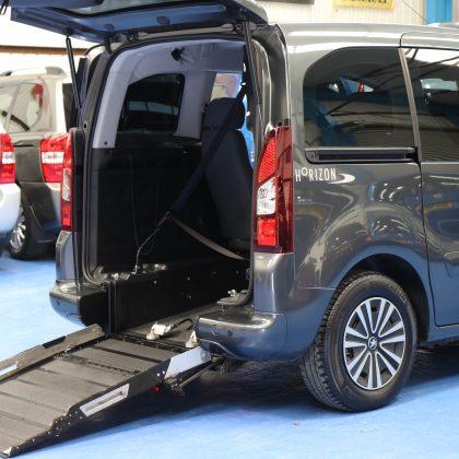 Peugeot petrol wheelchair cars sf14dhe