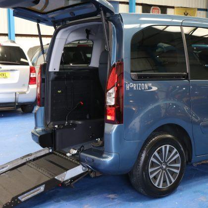 Partner Petrol wheelchair car sf64ht
