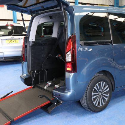 Partner petrol wheelchair cars sf16bzx