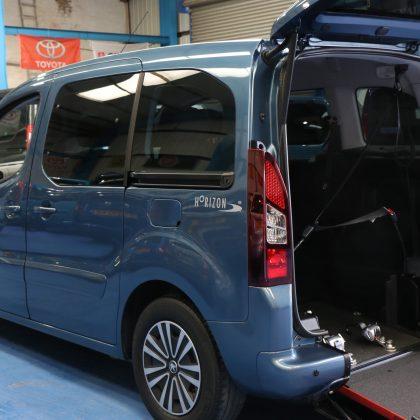 Partner Auto wheelchair cars sf16fpv
