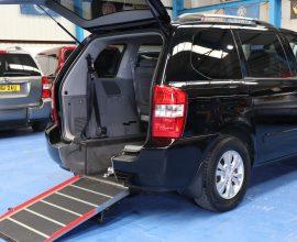 Kia Sedona Wheelchair cars yj60klp (1)