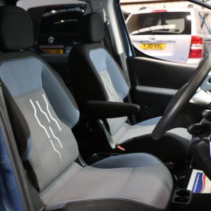 valeted seats