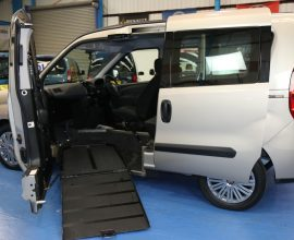 Doblo Wheelchair upfront yx13