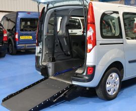 Kangoo Auto Wheelchair vehicle gx61