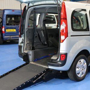 Kangoo Auto Wheelchair vehicle gx61