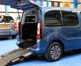 Partner Petrol wheelchair car sf15ftu