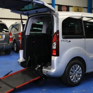 Partner Auto wheelchair cars sd17