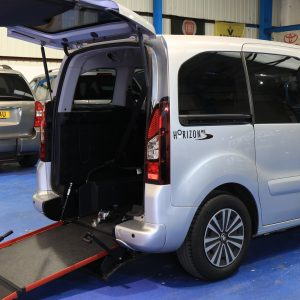 Partner petrol wheelchair cars sf16bko