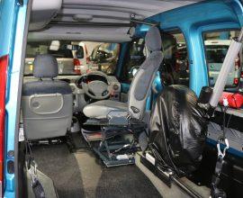 Kangoo disabled Transfer to drive po58