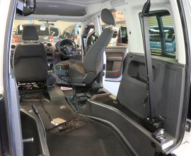 Caddy disabled Transfer to drive car bd12