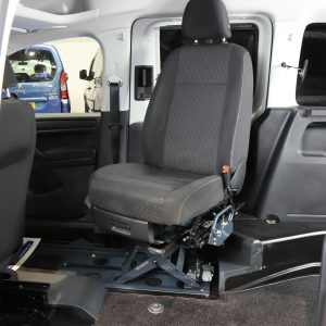 Caddy disabled Transfer to drive car dv17
