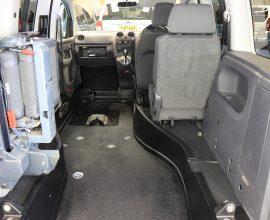 Cheap caddy passenger wheelchair upfront