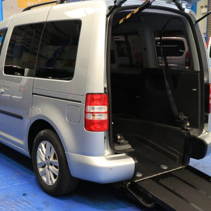 Caddy disabled Transfer to drive car dn65
